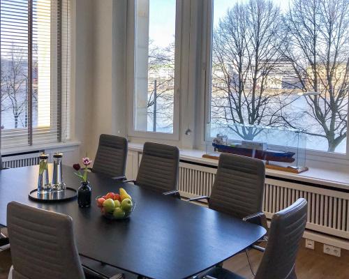 Tonn Family Office Raum Alster