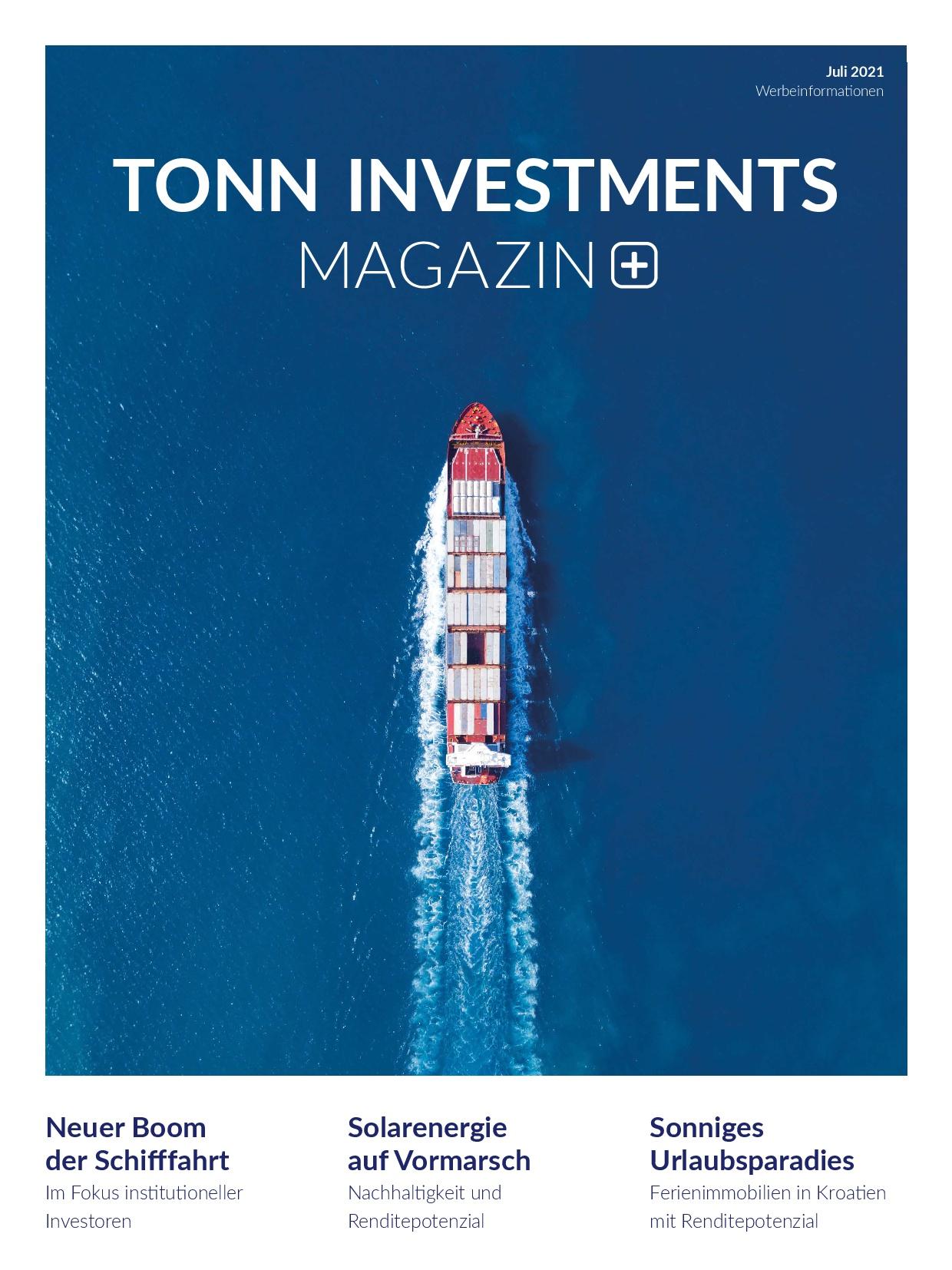 Tonn Investment Magazin