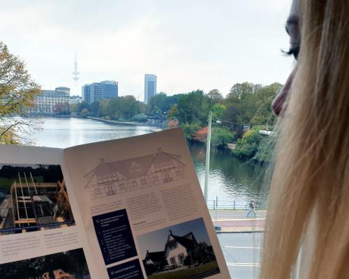 Tonn Investments Magazin an der Alster